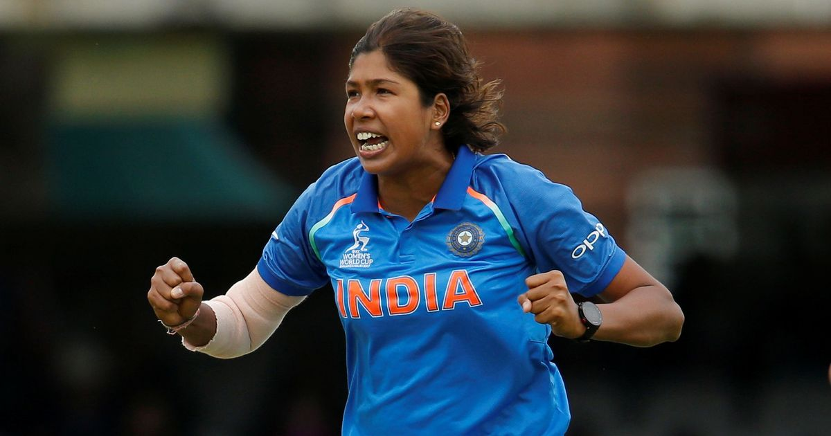 Women Cricketers - Jhulan Goswami