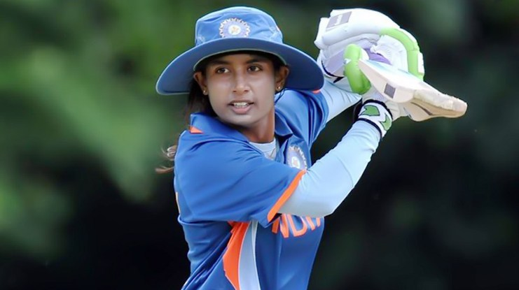 Women Cricketers - Mithali Raj