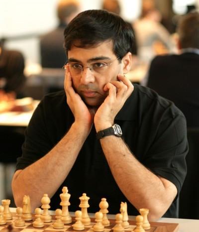 Indian Champions - Viswanathan Anand