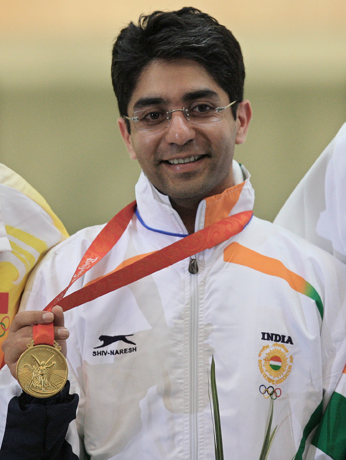 Indian Champions - Abhinav Bindra