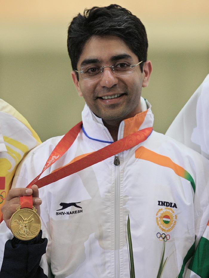 Indian Champions - Abhinav Bindra