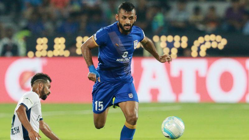 Pranoy Halder - Indian Football Players