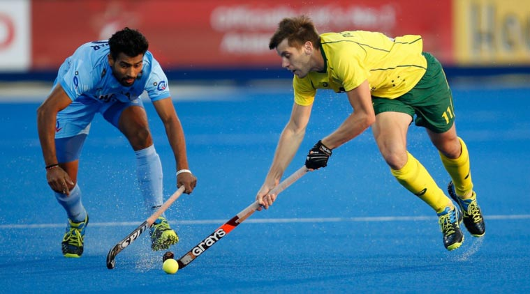 India goes down Fighting in Men's Hockey Champions Trophy