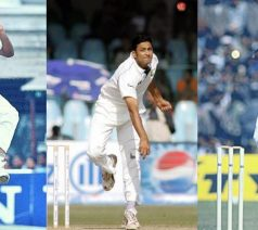 Indian Bowlers