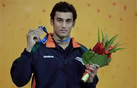 Virdhawal Khade - KreedOn - Indian swimmer