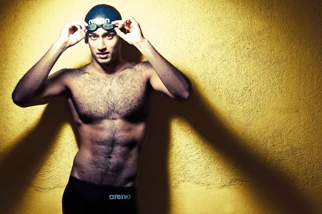 Virdhawal Khade - indian swimmer - KreedOn