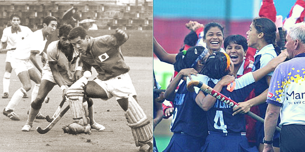 indian hockey team cover