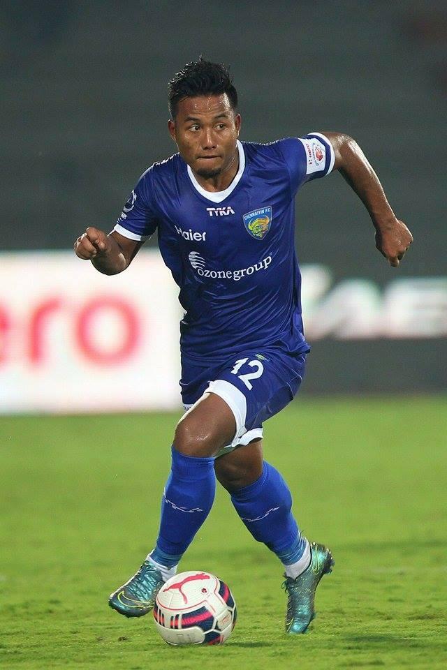 Jeje Lalpekhlua - Indian Football Player