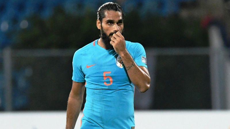 Sandesh Jhingan - Indian Football Players