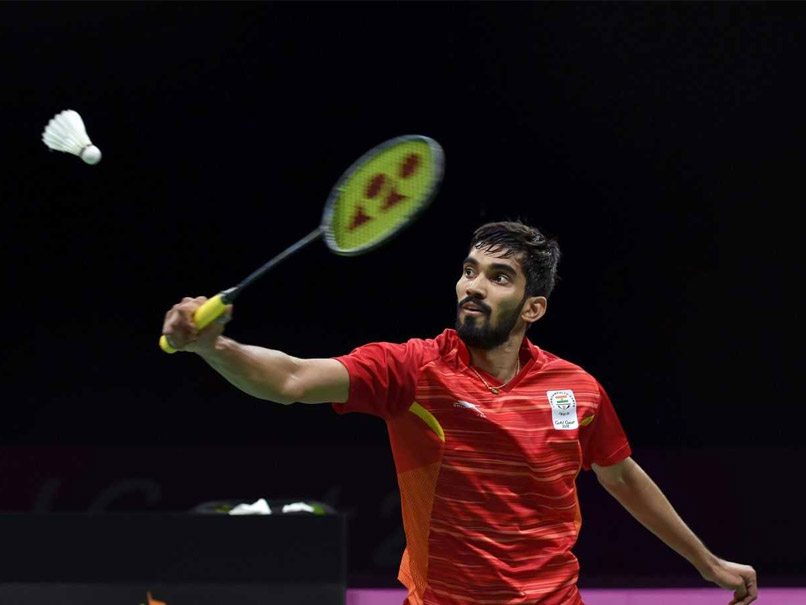 Kidambi Srikanth - Indian Athlete