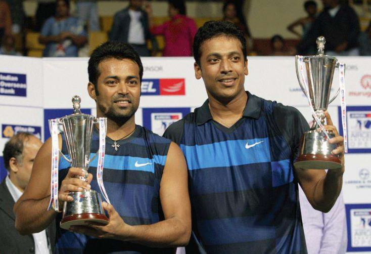 World Records - Leander and Mahesh