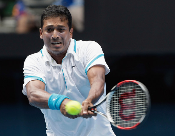 Indian Champions - Mahesh Bhupathi