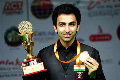 World record - Pankaj Advani