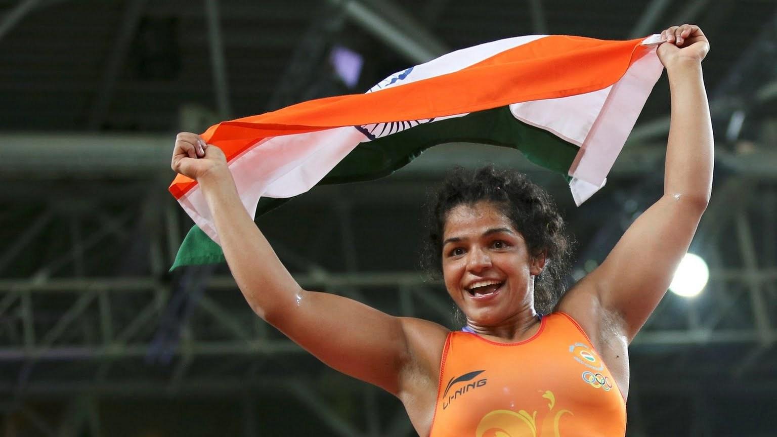 Sakshi Malik - Indian Athlete