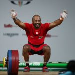 Sathish Sivalingam – The 77kg Weightlifting giant of India