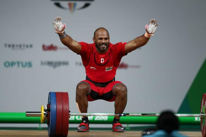 Sathish Sivalingam - Indian Athlete