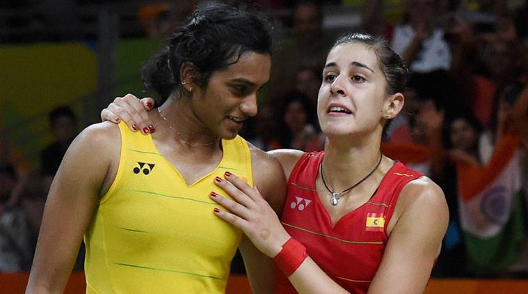Sportsmanship - PV Sindhu