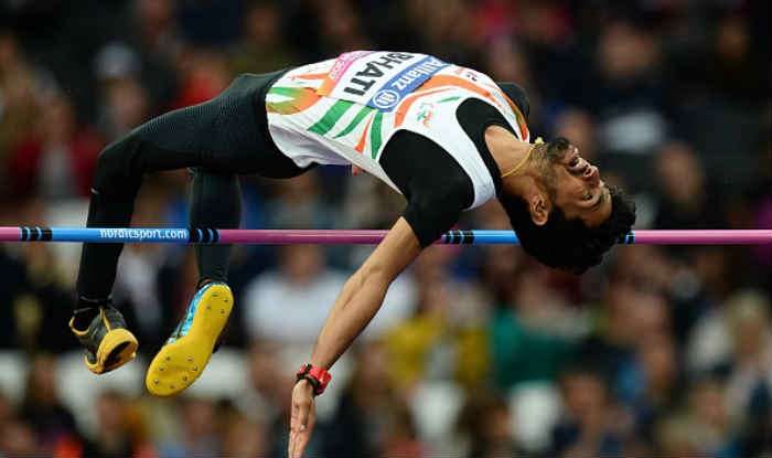 Paralympic Athletes - Varun Singh Bhati