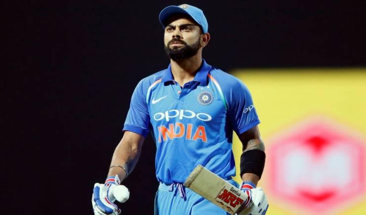Indian Sports Legend - Virat Kohli