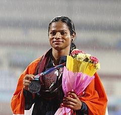 dutee chand india at asian games 2018 kreedon