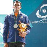 Deepak Kumar – The medal winning 10m air shooter from India