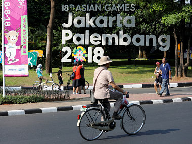Asian Games 2018 Schedule