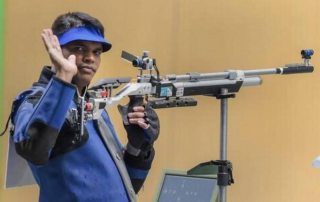 deepak kumar in action air shooter kreedon