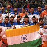 Indian Kabaddi Team at Asian Games – The journey
