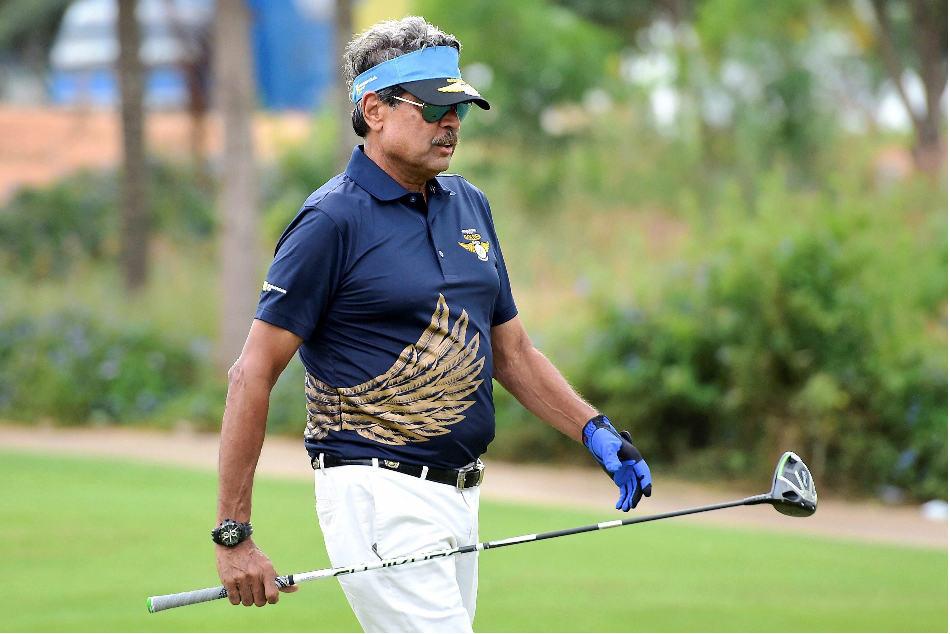 Kapil dev - Indian Golf