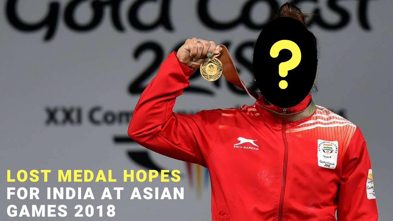 asian games 2018 athletes list