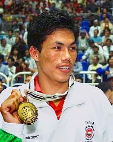 Dingko Singh glorious moments of india asian games kreedon