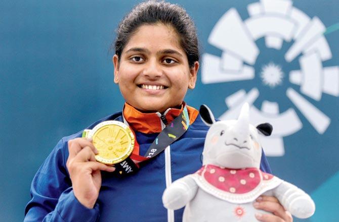 rahi sarnobat India in Olympics KreedOn