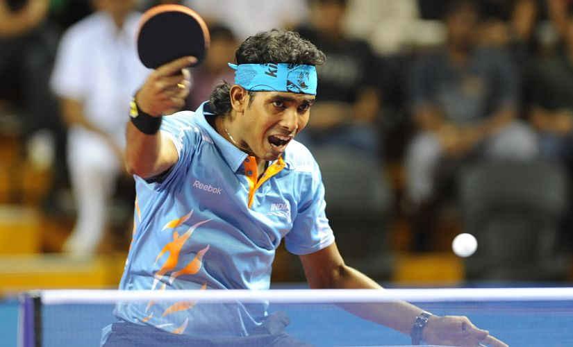 Sharath kamal table tennis kreedon