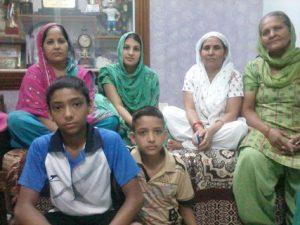 Sushil Kumar wrestling - KreedOn -family