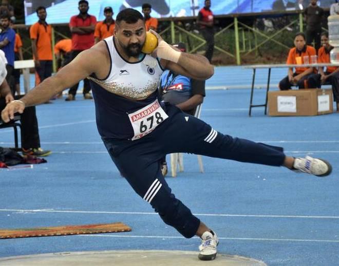 tajinder-pal-singh-toor india at asian games 2018 kreedon