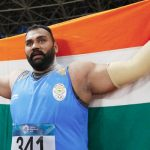 Toor Tejinder Singh Pal: Asia's No 1. shot-putter from India