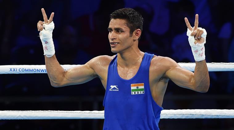 gaurav solanki india at asian games 2018 kreedon