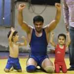 Sushil Kumar – The wrestling god of India