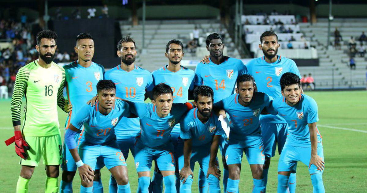 indian football in asian games