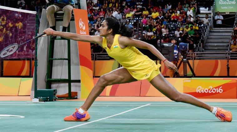 pv sindhu badminton kreedon