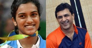indian sports stars back PV Sindhu