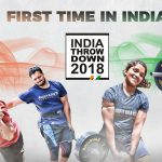 Strength & fitness sports in India – INDIA THROWDOWN 2018