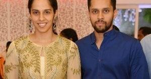 Saina Nehwal and Parupalli Kashyap KreedOn