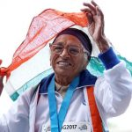 Mann Kaur – India's fittest grandma wins another gold medal