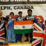 M. Prakash – Taking India to new heights in World Dwarf Games