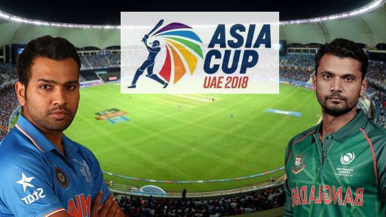 Asia Cup KreedOn