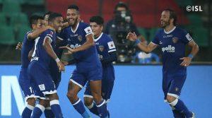 ISL 2018 India kreedOn