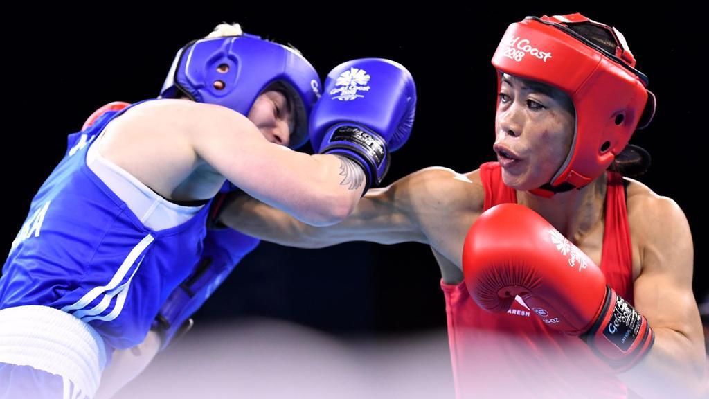World Championship Mary KreedOn