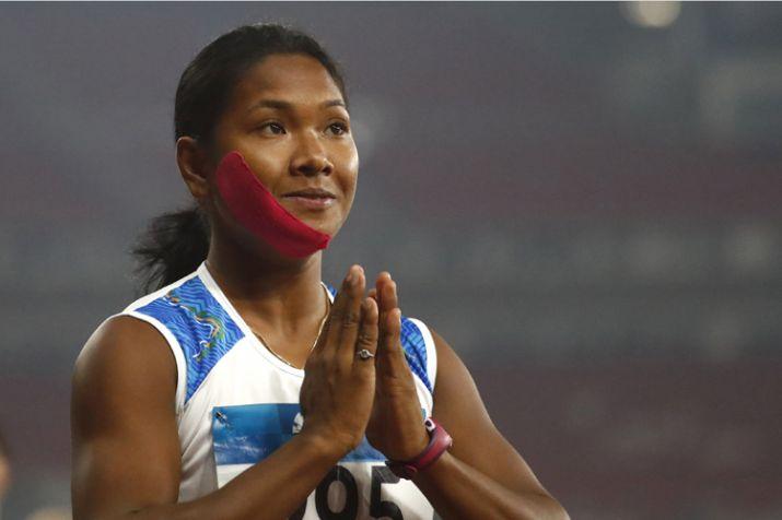 Swapna Barman asian games 2018 kreedon