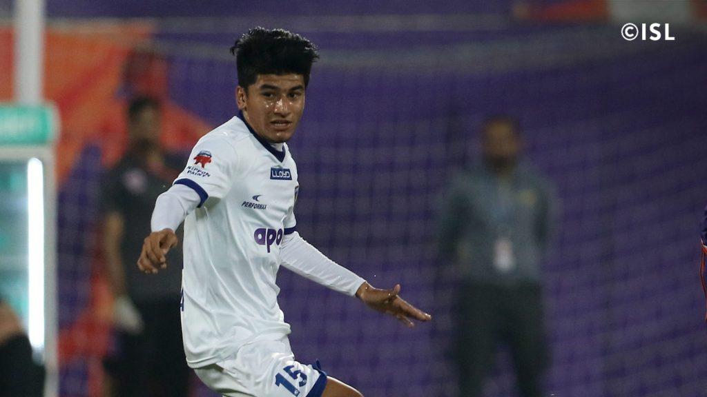 thapa indian football player featured on KreedOn